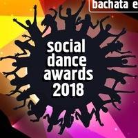 Логотип Social Dance Awards 2019