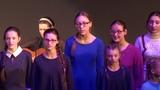 Детский хор СЕРАФИМУШКА поёт песню СВЕТЛАНЫ КОПЫЛОВОЙ Богоносная Россия Кемерово
