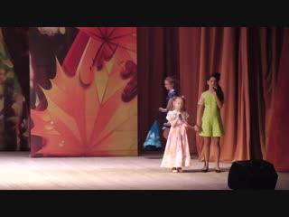 Концерт 17.11.18, Матвеева Вика -