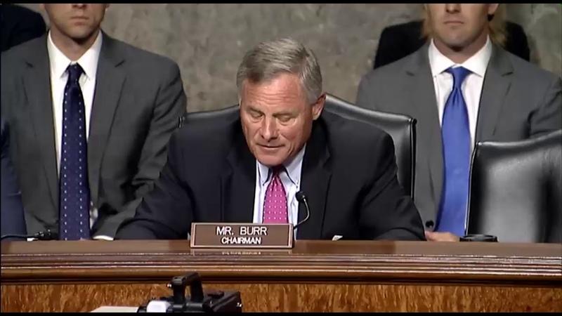 Live Сенатские слушания об операциях иностранных разведок в социальных сетях