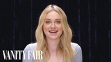 Dakota Fanning Can Name All of the American Presidents Secret Talent Theatre Vanity Fair