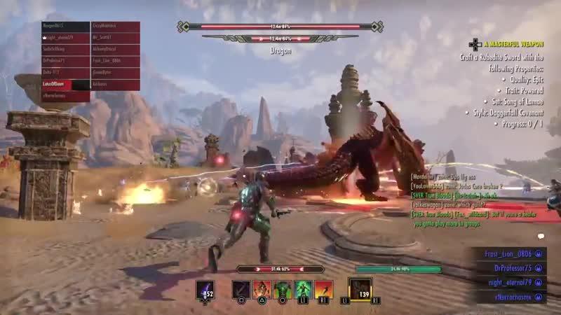 Что не следует делать перед мордой дракона