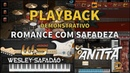 Wesley Safadão e Anitta Romance Com Safadeza Playback Demonstrativo Versão Vithor Hugo Studios