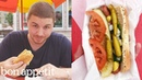 14 Chicago Hot Dogs in 12 Hours. Which is the Best? | Bon Appétit