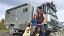 Couple lives TINY and TRAVELS the world in 4x4 Expedition Vehicle ~ BiMobil EX480 Tour