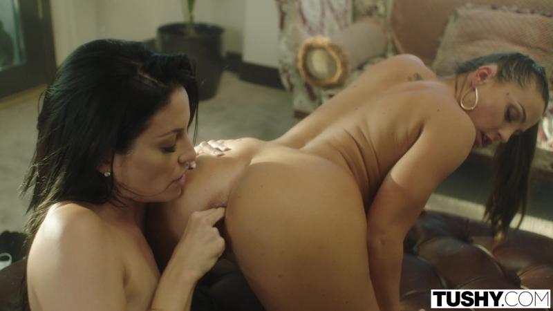 Abigail Mac Kissa Sins Lesbian Fuck Sex Porn Порно Секс Anal Ass Booty Tits Milf