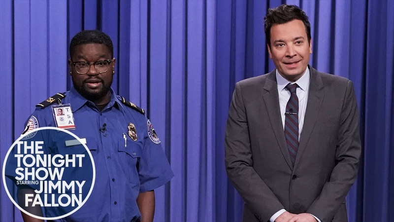TSA Agent Lil Rel Howery Shares Thoughts on the Shutdown