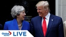 Donald Trump, Theresa May hold joint press conference | LIVE