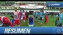 Resumen de Hassania d'Agadir (2-1) Sevilla FC
