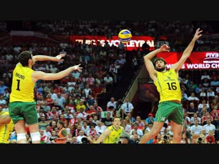 Top 3 best duos in volleyball history (hd)