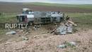 Kazakhstan: 11 dead, 29 injured in bus crash *STILLS*