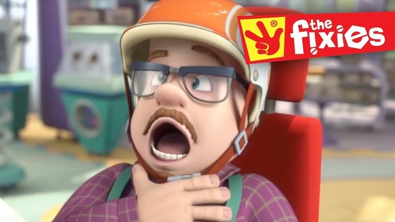 The Fixies ★ The Airbag Plus More | Full Episodes ★ Fixies English | Cartoon For Kids