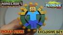 Новый бейблейд - КИРКА СТИВ Minecraft, Бейблейд, , бейблєйд, beyblade майнкрафт cho z бейблэйд