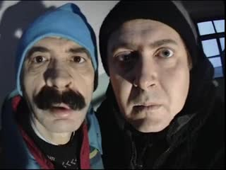 Городок (1993) Встречаются как-то Стоянов и Олейников...(7 выпуск)