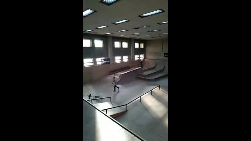 контест в скейт-парке Смена спб