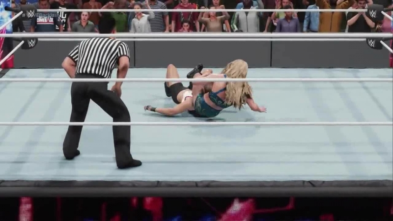 WWE 2K19 dream match Ronda Rousey vs Charlotte Flair