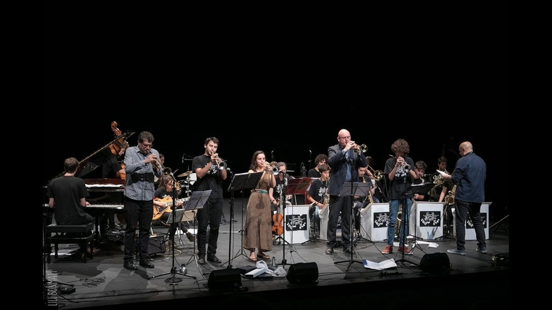 2017 Blues Generation SANT ANDREU JAZZ BAND JOE MAGNAELLI FREDRIK NORÉN