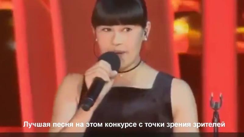Сравниваем. Диана Анкудинова и Ева Лёпа на Новой Волне. Артек.2018