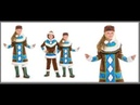 👍 Костюм Эскимоска для девочки — Магазин GrandStart ❤️