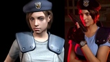 Julia Voth as Jill Valentine (Face Model) #coub, #коуб