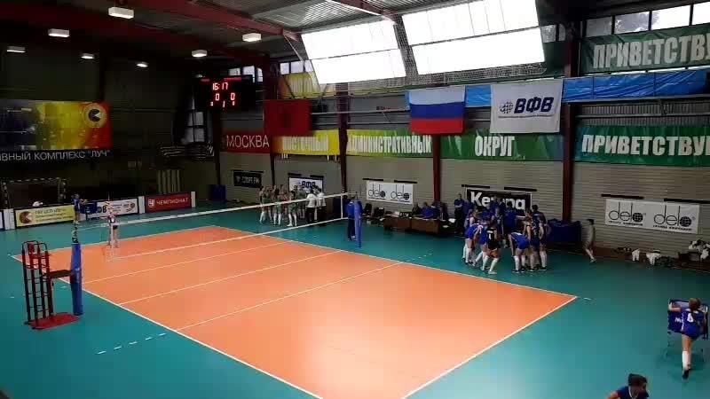 Динамо-Метар - Липецк