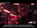 James Ross @ Brian Blade (Drum Solo) - Steve Wilson (Sax) - Billy Childs Quartet -
