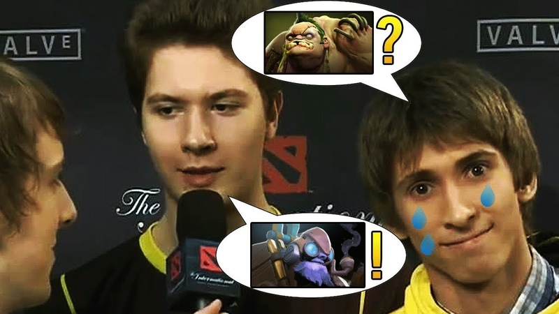 SECRET vs NAVI - Dendi Puppey Finally United Again, Still Denies Pudge? Standin For MidOne Dota 2