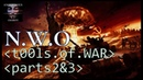 NWO: Tools of WAR Part 2 3. The Anonymous Charity known as The Collective [CC] SUBTITLES ON