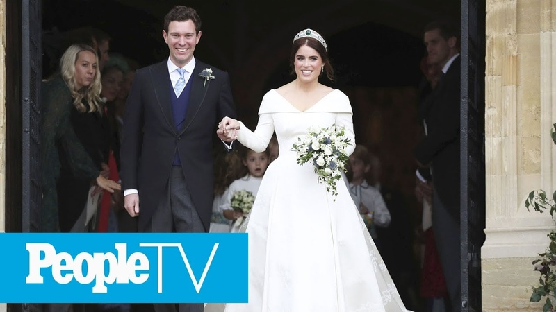LIVE Royal Wedding Of Princess Eugenie Jack Brooksbank At Windsor Castle | PeopleTV