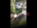 В Сочи на видео попал конфликт таксиста с пассажирами