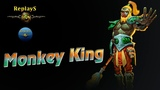#HoN - #Monkey_King -