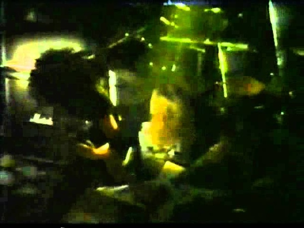 Pestilence 1988 Delirical Life Live at Atak in Enschede on 01 09 1988 Deathtube999