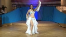 Silvana Hasna Belly Dancer Leylet Hob - 6th Cairo by Cyprus Festival 2018