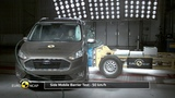 Euro NCAP Crash Test of Ford Tourneo Connect