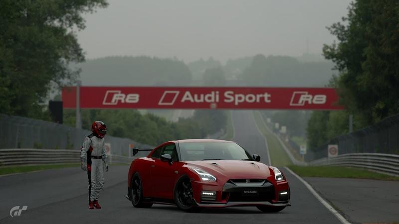 GT SPORT - Nissan GT-R Nismo - Nürburgring Nordschleife - Time Attack - 621.892