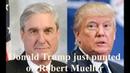 Donald Trump just punted on Robert Mueller