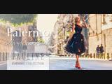 Вечернее платьеПАРИЖиз коллекции COSMOPOLITA TM PAULINE