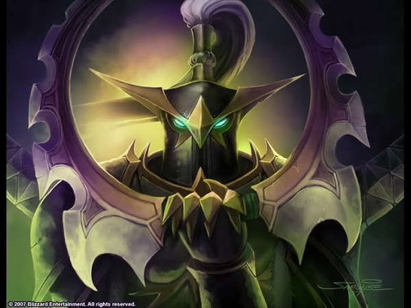 The Story of Maiev Shadowsong Part 1 of 2 Lore