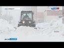Осторожнее на дорогах метель и снегопад продержатся в Чувашии до вечера