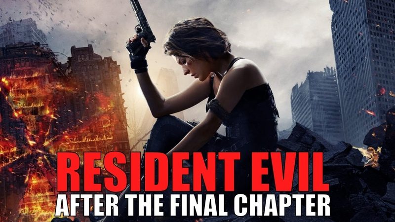 Resident Evil After 'The Final Chapter'