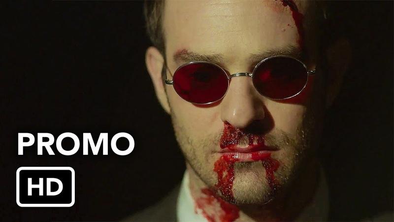 Marvel's Daredevil Season 3 Date Announcement Promo HD