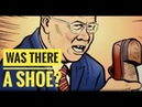 Russia's first Mandela Effect Khrushchev and the shoe at the UN