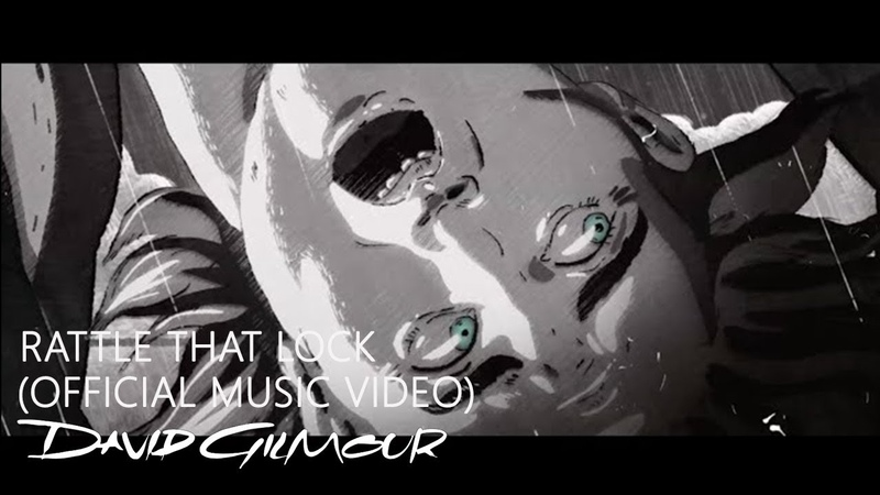 David Gilmour - Rattle That Lock (Official Music Video)