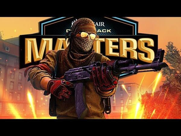 CS:GO - DreamHack Masters Stockholm 2018 (FRAGMOVIE)