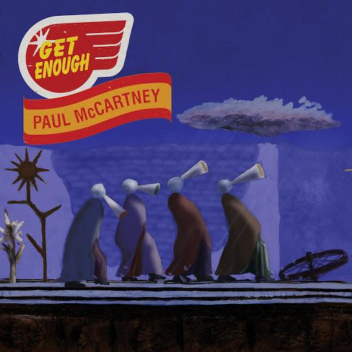 Paul McCartney альбом Get Enough