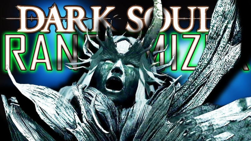 Настоящий Отец Бездны Dark Souls Randomizer 4