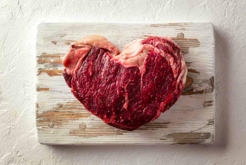 Диета с высоким содержанием белка «увеличивает риск сердечной недостаточности»