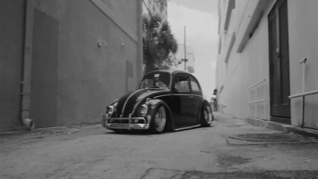 1963 VW Bug e Level Equipped coub