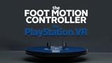 3dRudder for PlayStationVR - Trailer