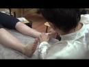 Рефлекторный массаж стоп